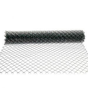 Моток сетки рабицы стальной