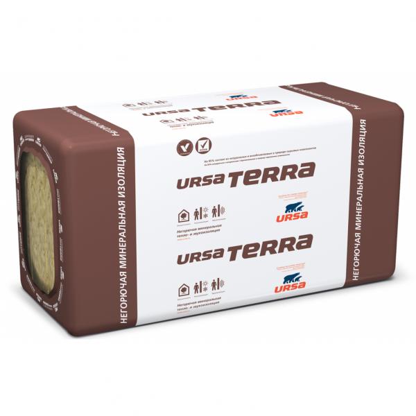 Теплоизоляция URSA TERRA 34pn