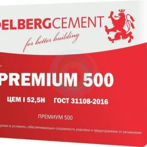 Цемент Heidelbergcement М500