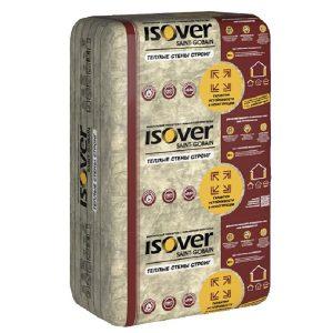 теплоизоляция ISOVER теплые стены стронг